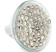 Focos MR16 GU5.3 2.5 W 48 LED Dip 150 LM 6000K K Blanco Natural V