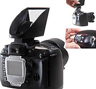 Flash Diffuser for Nikon D700 D7000 D90 D300 D3000, Canon 7D 5DII 60D 600D