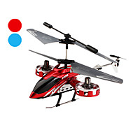 Z008 4-Channel Remote Control Helicopter with Side Motor and Gyro
