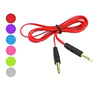 3,5 mm Audio-Klinke-Kabel für ipad Luft 2 iphone 6 iphone 6 Plus iphone 5s / 5 ipad mini 3/2/1 ipad Luft (100cm)
