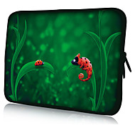 "joaninha bebê neoprene manga caso laptop por 10-15 ""ipad macbook dell hp acer samsung"