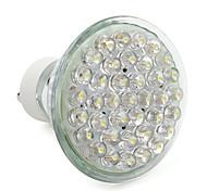 Lâmpada de Foco GU10 2 W 120 LM K Branco Natural 38 LED Dip V MR16