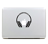 "Rock DJ apple mac decal sticker copertura della pelle per 11 ""13"" 15 ""MacBook Air pro"