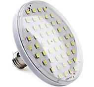 E26/E27 8 W 52 SMD 5050 650 LM Natural White PAR Spot Lights AC 220-240 V
