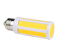7W E26/E27 LED Corn Lights T COB 600 lm Warm White AC 220-240 V