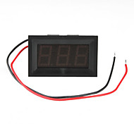 4.5-30V Digital LED Auto Car Truck Voltmeter