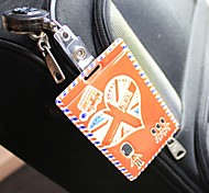 London Style Travel Tag