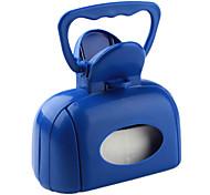 Инструмент с бумажной коробкой, для сборки отходов домашних животных