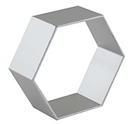 Hexagon Shaped Cake Biscuit Cookie Cutter