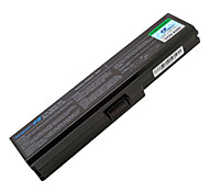 Batería de 5200mAh para Toshiba Satellite L645D U505 U400 pa3818u-1BRS pabas117 pabas178 pabas227 pa3638u-1bap pa3816u-1BAS
