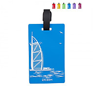 Lovely Silicone Travel Luggage Tag