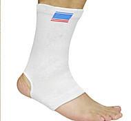 High-end Knit Ankle Protective Guard (2 Pieces, White)
