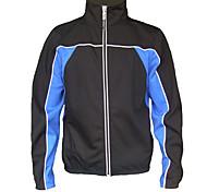 JAGGAD 50% poliéster y 50% Coolmax a prueba de viento Escudo chaqueta de Ciclismo (Invierno)