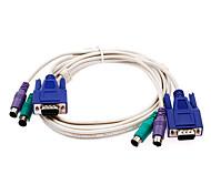 kvm Cable de conexión (1,5 m)