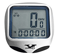 Bike Computer / Bicycle Computer Cycling/Bike, Speed Cadence Sensor / Stopwatch / Riding Time Calculator / Waterproof / Wireless / Night
