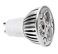 GU10 3 W 3 COB 300 LM Natural White MR16 Dimmable Spot Lights AC 220-240 V