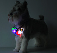 LED Waterproof Clip-on Pet Dogs Safety Light (Assorted Color)