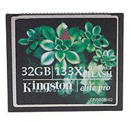 32GB Kingston Elite Pro 133X Compact Flash CF Memory Card