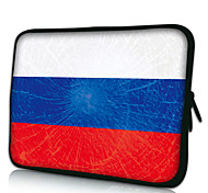 "neopreno ruso bandera laptop Funda para 10-15 ""macbook, Dell, HP, Acer y Samsung"