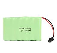Ni-MH AA batería con SM Port (7,2 V, 1800 mAh)