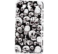 Head Skeleton Patrón Hard Case para el Avance Samsung Galaxy S I9070