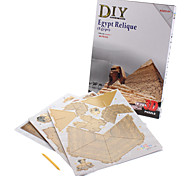 38 Pieces DIY Architecture 3D Puzzle Egypt Relique (difficulty 4 of 5)