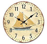 Nautical Reloj de pared