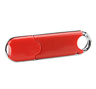 2GB Keychain USB 2.0 Flash Drive (Assorted Colors)