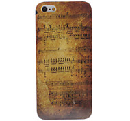 Acoustic Spectrum Style Hard Case for iPhone 5/5S