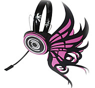 Magnet Swallowtail Butterfly Headphone Cosplay Accessory