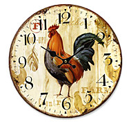 Animal Country Reloj de pared