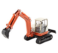 KAIDIWEI 2-in-1 Skid Steer Cantiere flessibile di scarico frontale Caricatore in metallo
