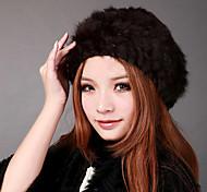 Deniso-1186 Hand-sewn  Winter Lapin  Hat