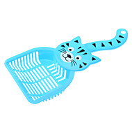 Lovely Cat Style Cat Litter Shovel (Assorted Color)