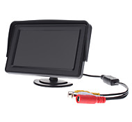 "4,3 ""Car Rear-view Sicherheit TFT LCD Color Monitor"