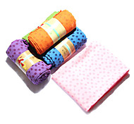 Yoga Towels Plastic Green / Pink / Blue / Purple / Orange