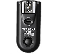 Yongnuo RF-603 2.4GHz Radio Wireless Remote Flash Trigger C3 voor CANON