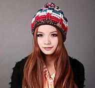 Deniso-1070 Women's Fashion Winter Knit Hat