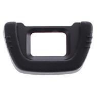 DK-21 Gummi-Augenmuschel Okular für Nikon D300 D200 D90 D80 (Schwarz)