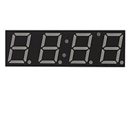 "DIY 0,56 ""3-in-1 4-Digit LED Electronic Time & Temperatur & Spannung Display Module (Green)"