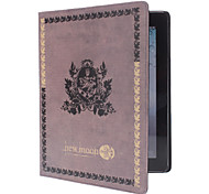 New Moon Pattern PU Leather Case for iPad 2/3/4