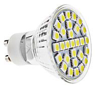 3W GU10 Spot LED MR16 29 SMD 5050 170 lm Blanc Naturel AC 100-240 V