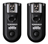 Yongnuo RF-603 2.4GHz Radio Wireless Remote Flash Trigger N2 for Nikon
