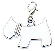Dog tags Lovely Dog Style Collar Charm for Dogs Cats