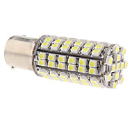 1156 5W 96x3528 SMD 280lm lampadina Natural White Light LED per lampada auto Fog (12V)