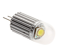 G4 1.5 W 1 High Power LED 150 LM Natural White Spot Lights DC 12 V