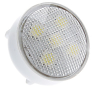 GU4(MR11) 5 SMD 5050 100 LM Natural White LED Spotlight AC 220-240 V