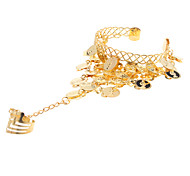 Z&X®  Belly Dance Gold Bracelet Accessories