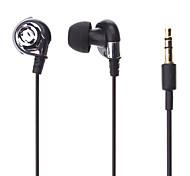Bass Stereo-In-Ear-Kopfhörer für iPod/iPhone/iPad/MP3