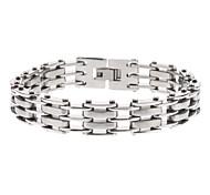 Apollo Stainless Steel Bracelet
